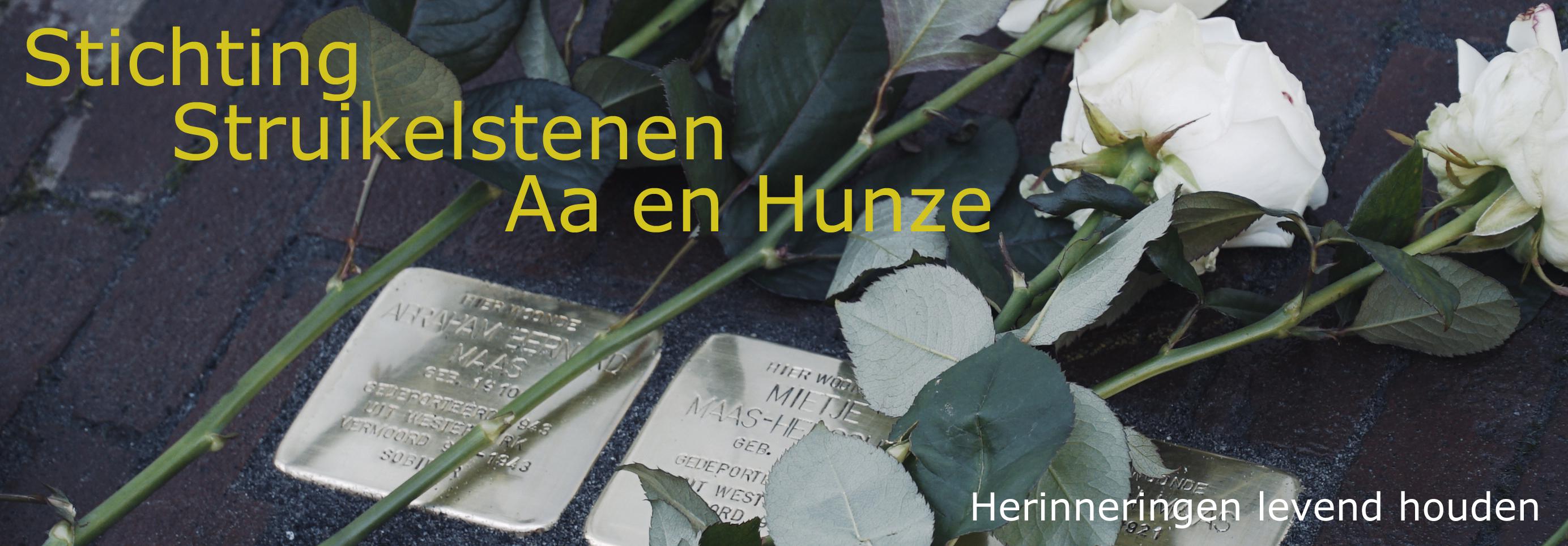 Stichting Struikelstenen Aa en Hunze